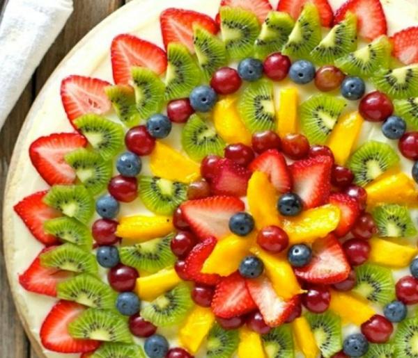 салатыиз фруктов для детей рецепты с фото