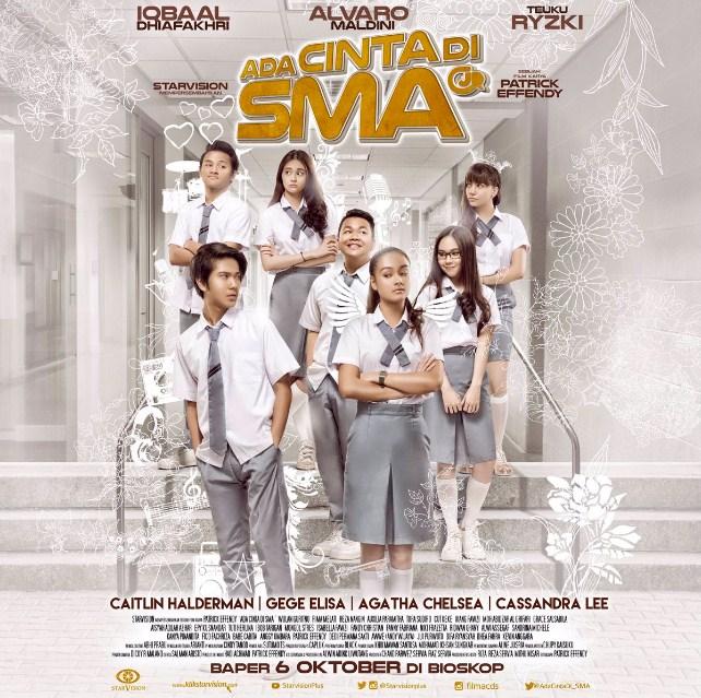 Download Film Ada Cinta di SMA 2016