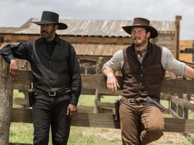 Pratt y Whasington llevan el peso de la película