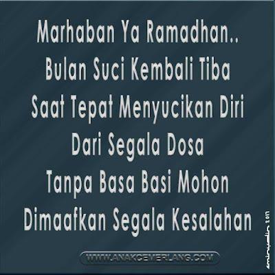 gambar kata ucapan puasa ramadhan