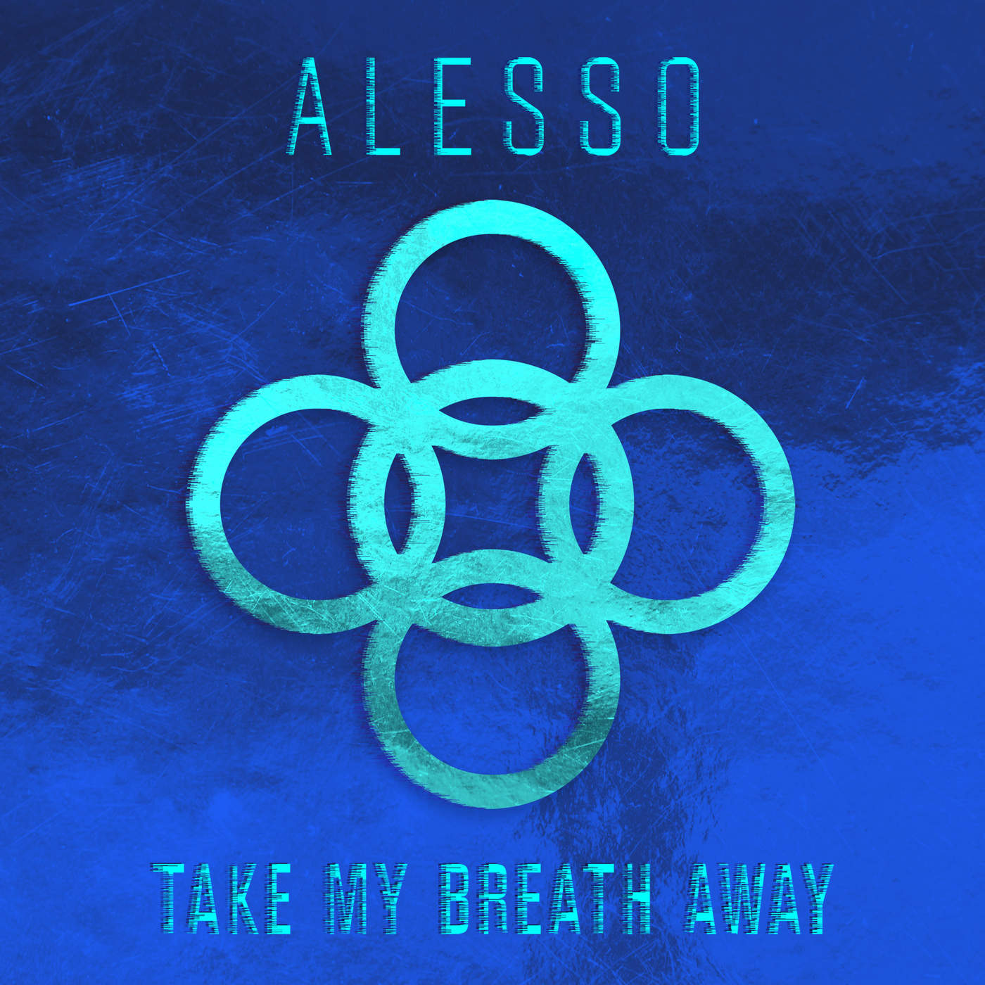 Alesso - Take My Breath Away - Single Cover
