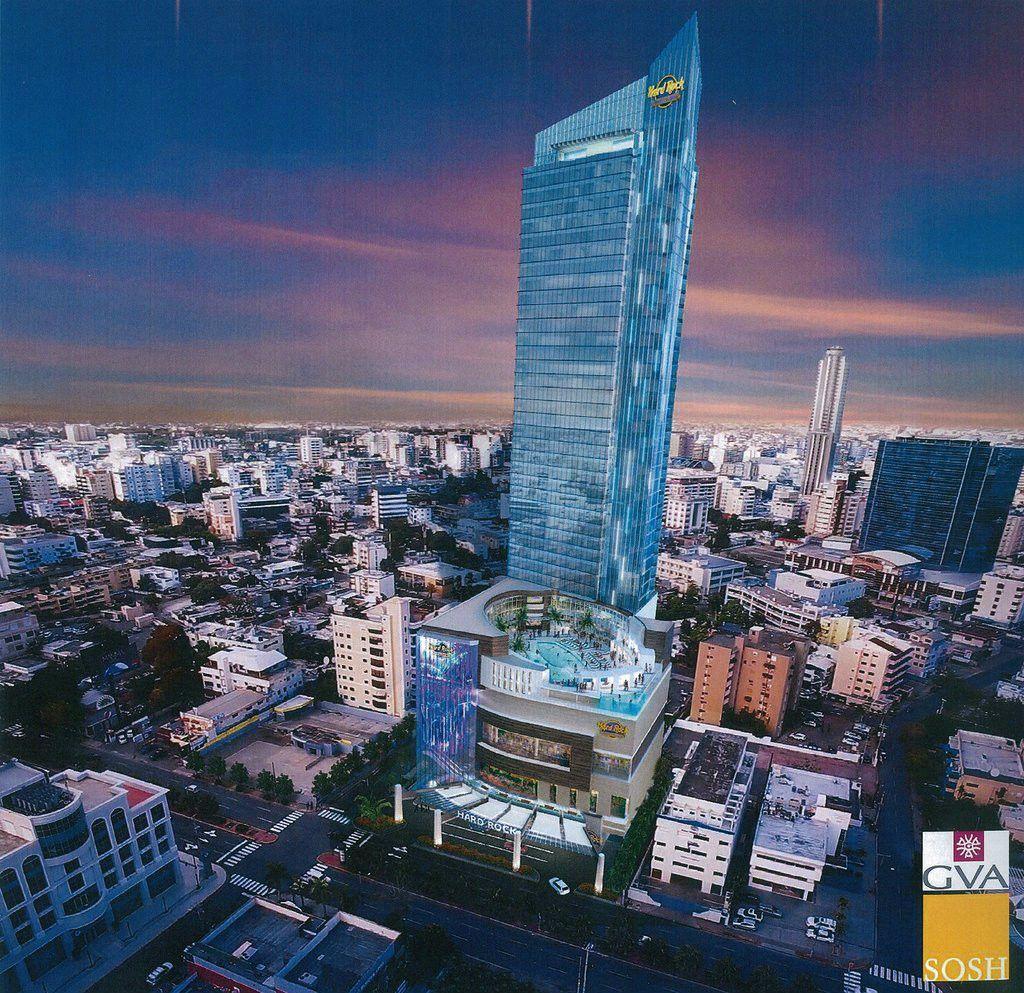 Hard rock hotel apuesta a santo domingo como principal - Gva arquitectos ...