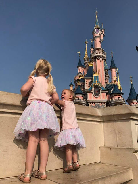 Disneyland Paris with toddlers