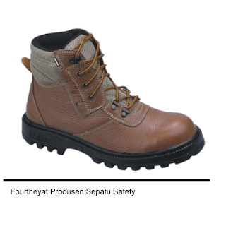 Pabrik Produsen Sepatu Safety di Bandung