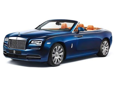 Rolls Royce Dawn Convertible Hd Image