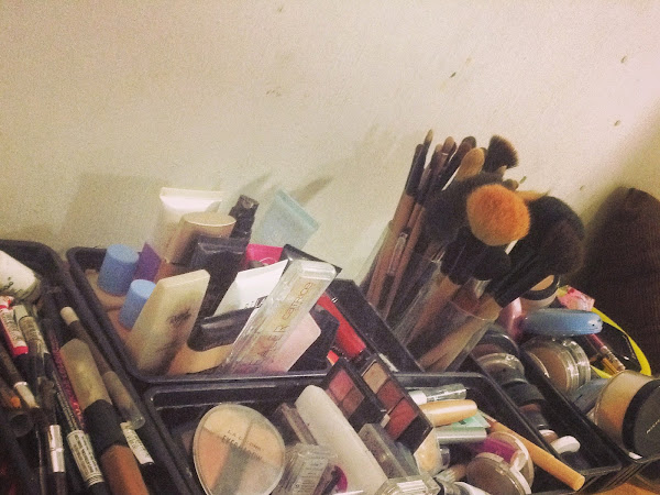 Cleaning, Sorting and Decluttering my Makeup Collection