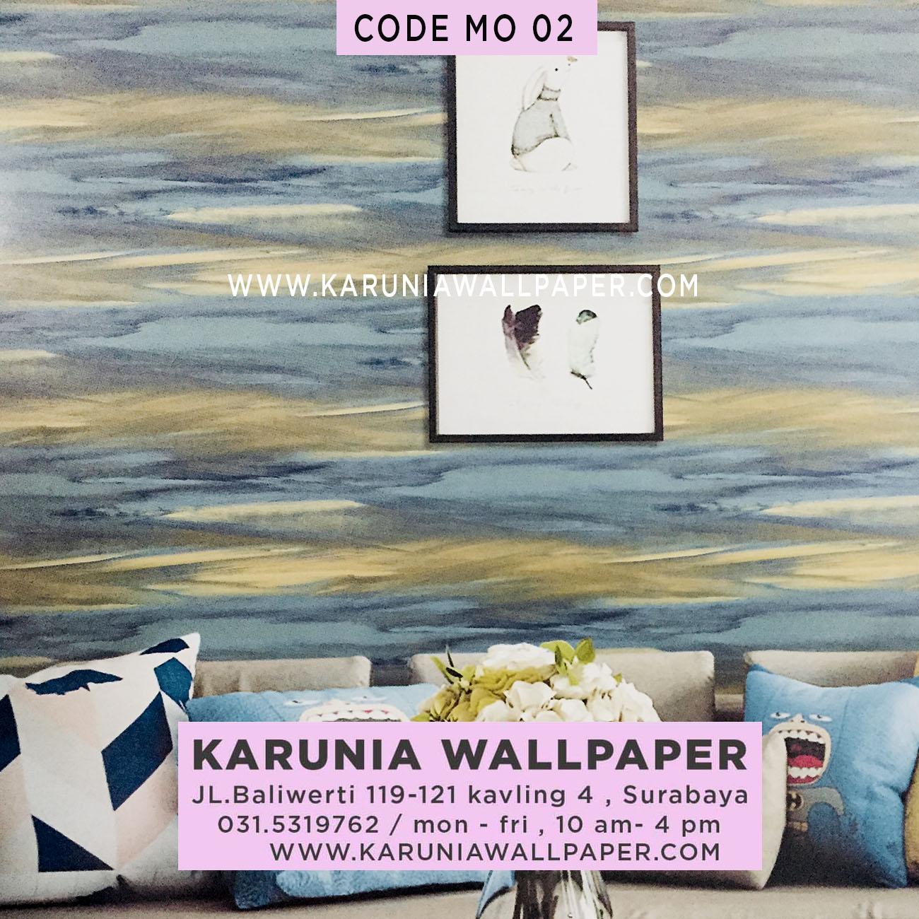 jual wallpaper dinding cat air water color efek