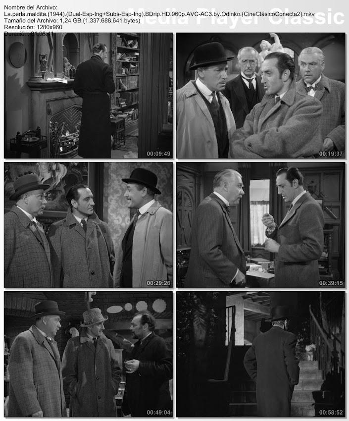 Imagenes de la película; La perla maldita | 1944
