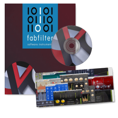 FabFilter Total Bundle v2019.03.13 Full version
