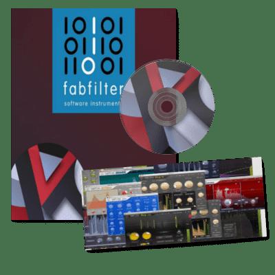 FabFilter Total Bundle v2018.11.27 Full version
