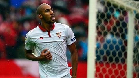 Arsenal đang quan tâm đến cầu thủ người Pháp của Sevilla, N'Zonzi.