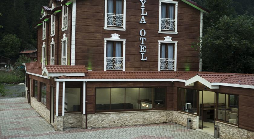 فندق يايلا اوزنجول|Yayla Hotel|صور|اكواخ اوزنغول|حجوزات|رحلات