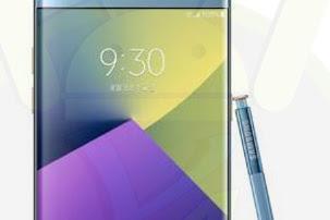 Cara Flashing Samsung Galaxy Note 7 SM-N930K