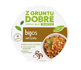 """Bigos warzywny """"Z gruntu dobre"""""""
