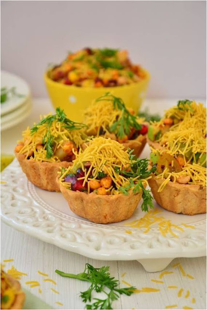 Canape Chaat