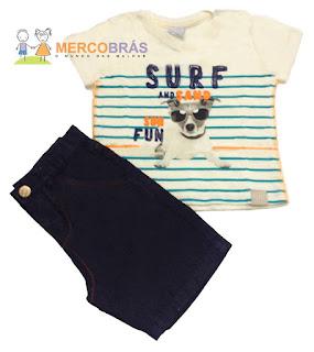 Fornecedores de moda infantil de Terra Roxa PR