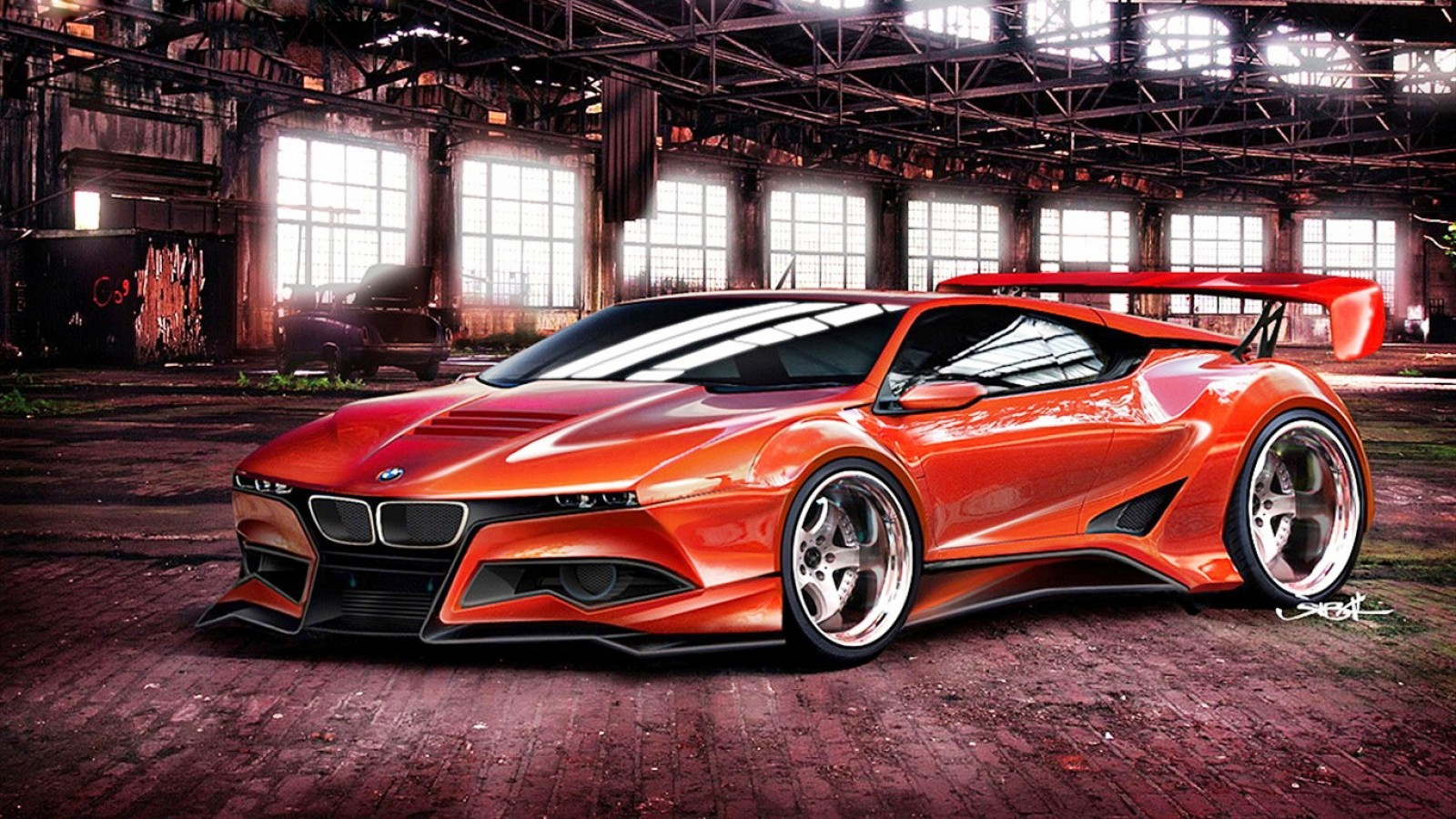 Sport Car By Bmw Hot Cars Car Wallpaper