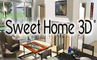 برنامج تصميم المنازل والغرف Sweet Home 3d أحدث إصدار فولدر
