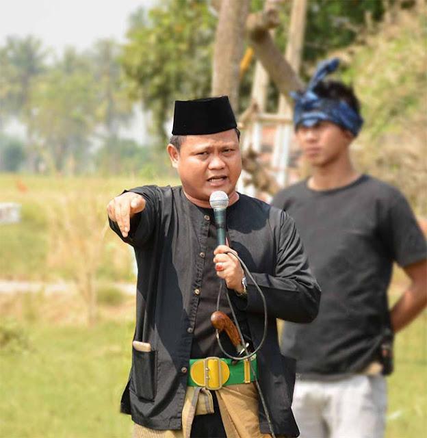 Jamaludin Tokoh Muda Bekasi Soroti Kearifan Lokal Bekasi