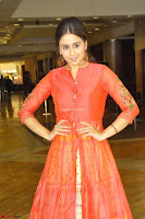 Simrat in Orange Anarkali Dress 06.JPG