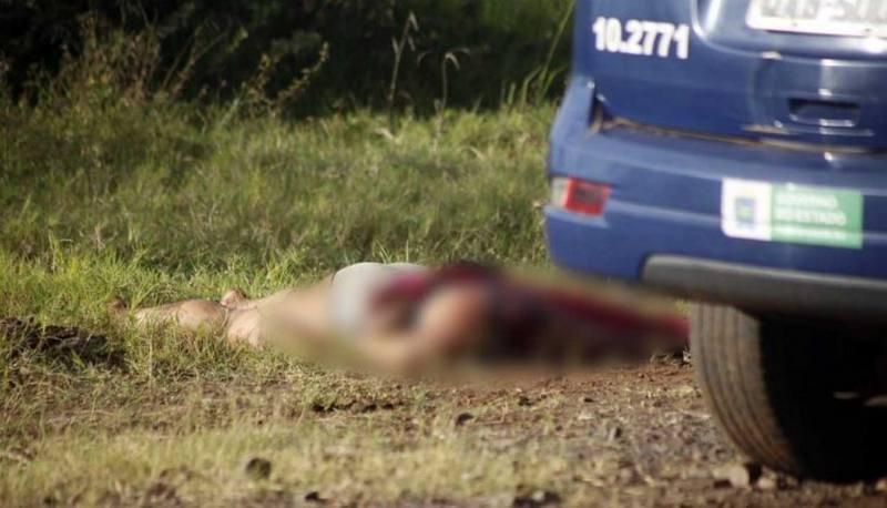 Mulher é encontrada decapitada