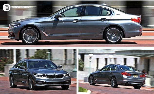 2019 BMW 530e xDrive Plug-In Hybrid Review