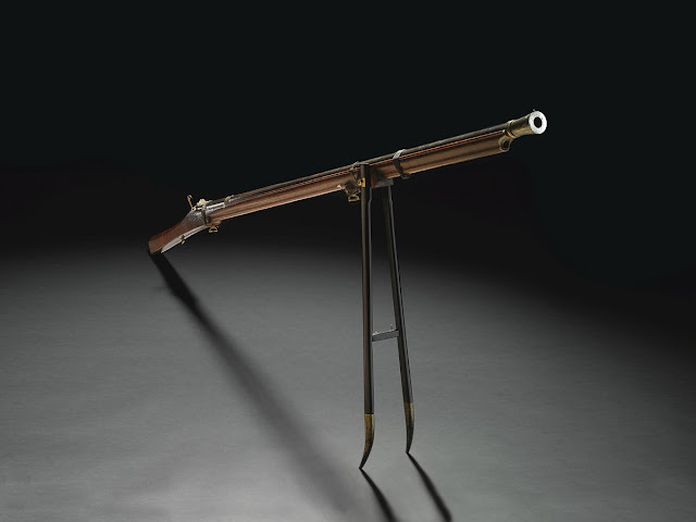 First Chinese imperial firearm ever to appear at auction sells for US$2.5 million