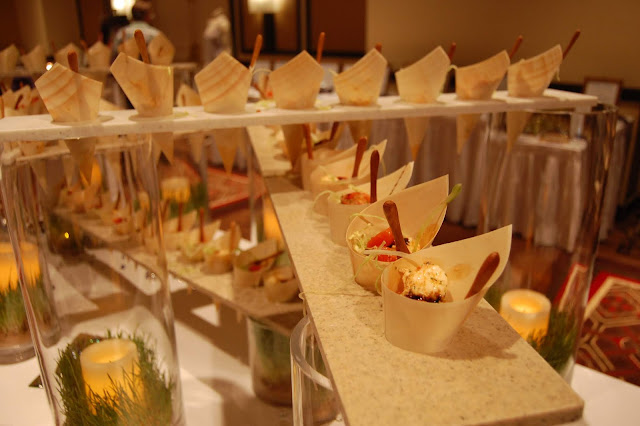 catering, hors d'oeuvres, food, event catering