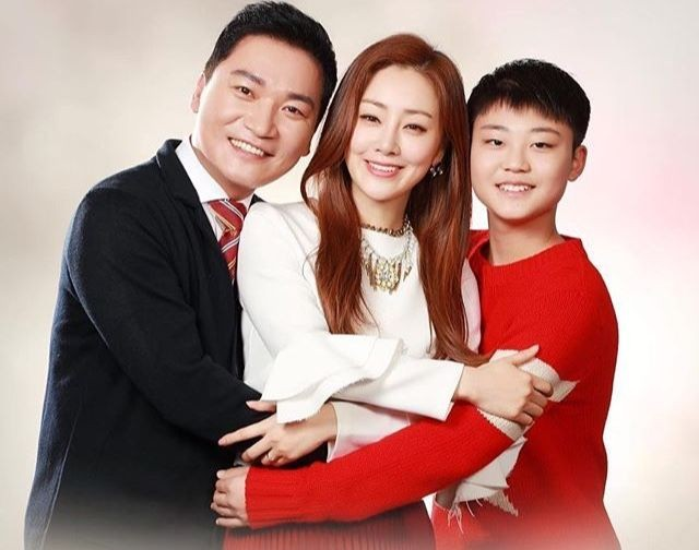 keluarga ceria woo yang wo