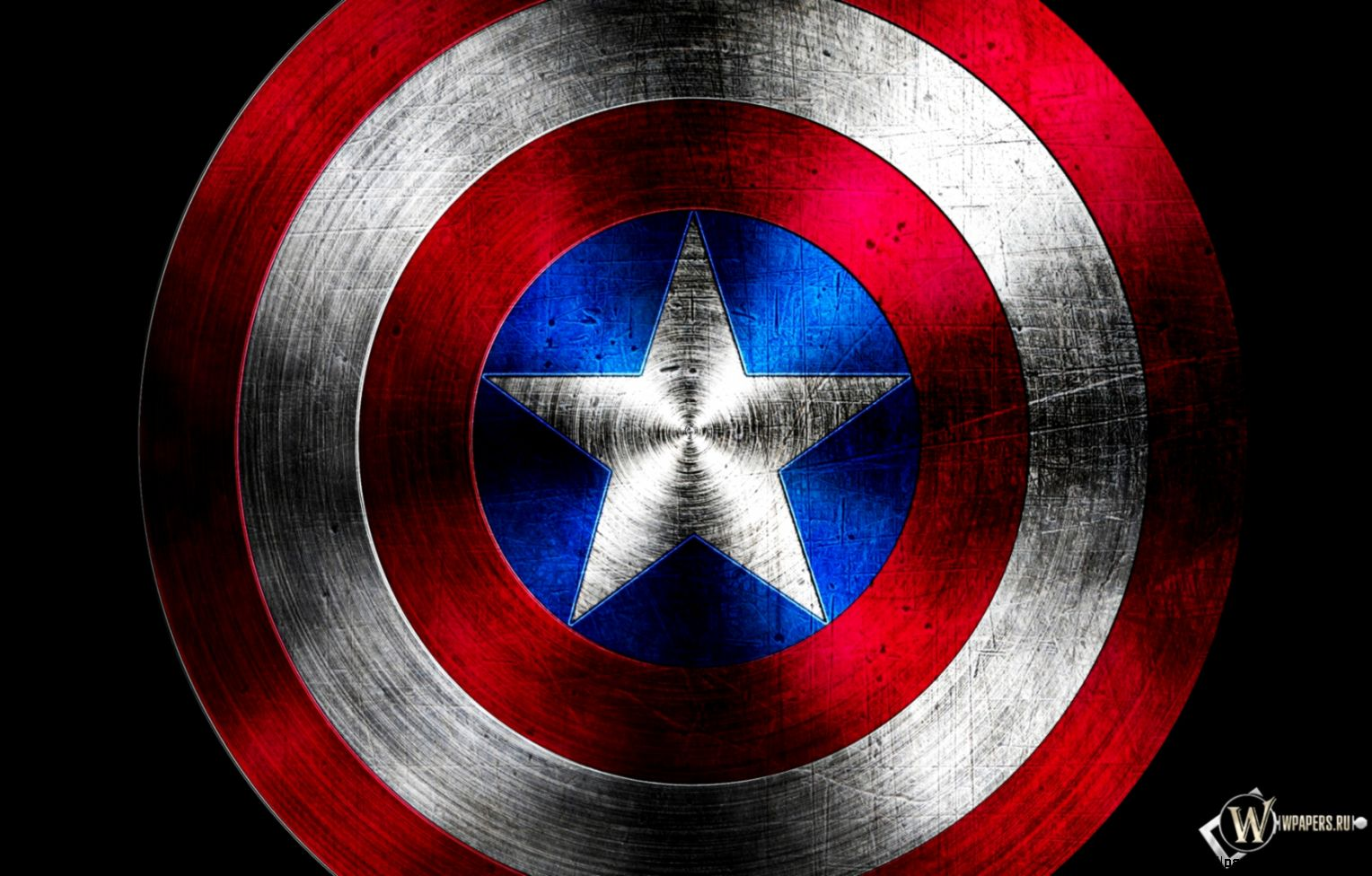 Captain America Shield Background | Best HD Wallpapers