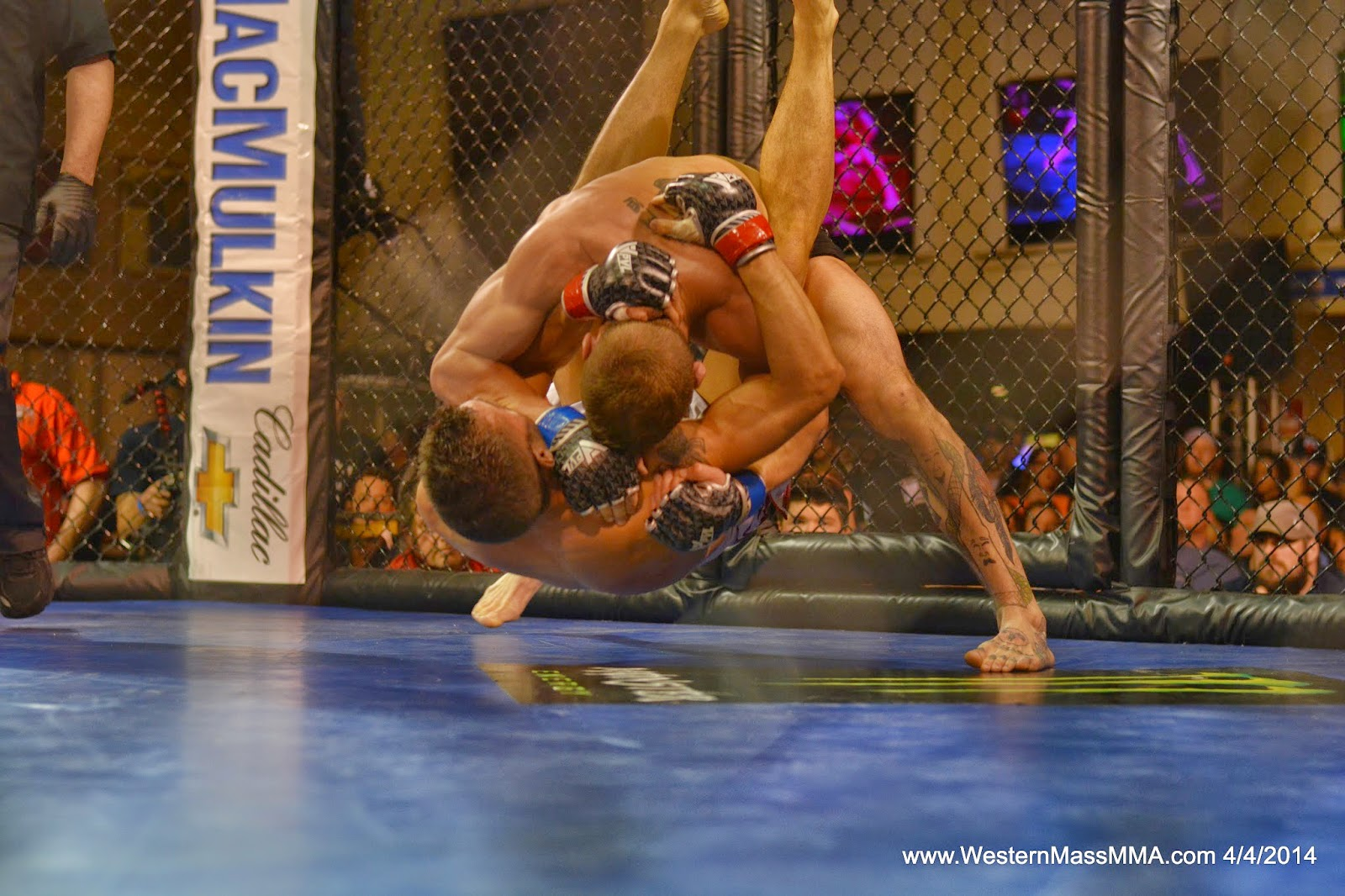 WesternMassMMA com Media, News, Reviews, and Opinions: COMBAT ZONE