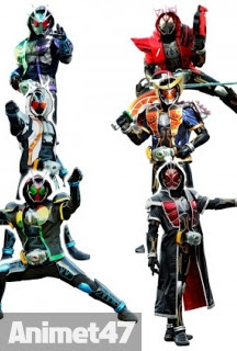 Kamen Rider Ghost: Legendary! Riders Souls! -  2016 Poster