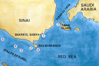 transfer two Red Sea islands to Saudi Arabia