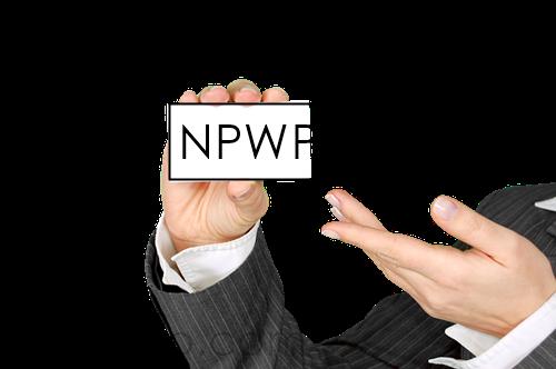 Formulir Pendaftaran NPWP dan Pengukuhan PKP 2017