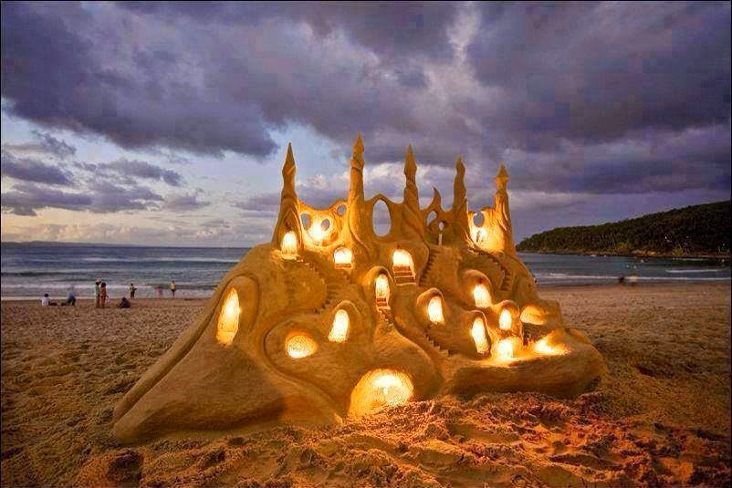 Most Wonderful Sand Art In The World Hd Wallpapers For Android