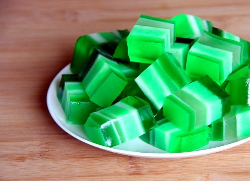 Green Treats for St. Patrick's Day and Do Tell Tuesday No ...