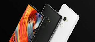 Warna Xiaomi Mi Mix 2
