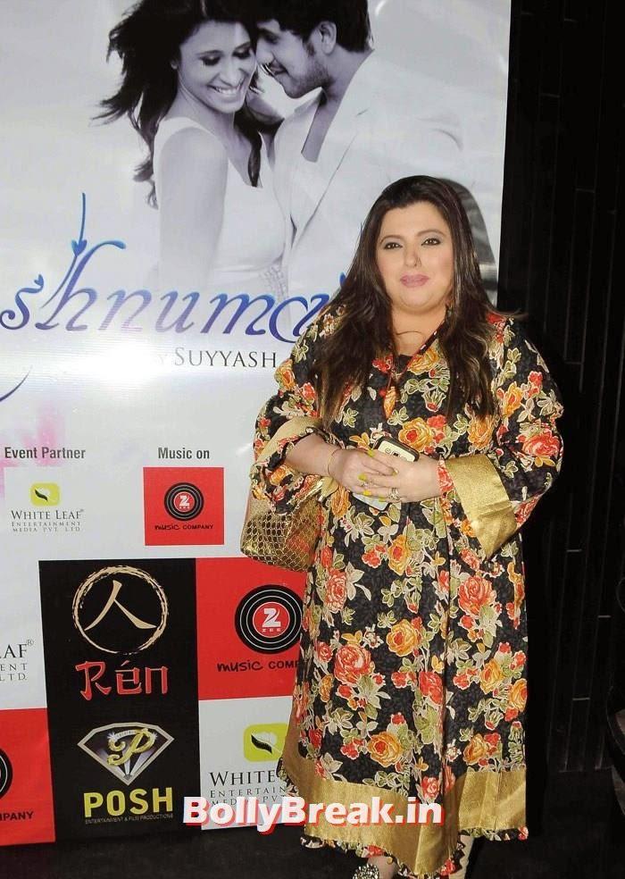 Delnaaz Irani, 'Khushnuma' Album Launch Pics