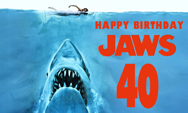 jaws 40th