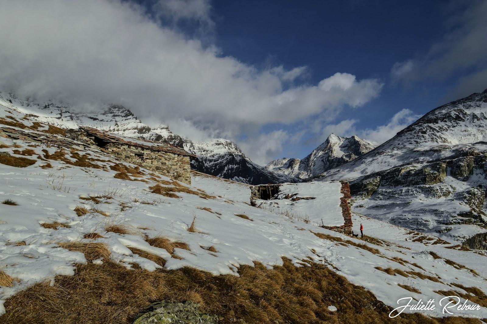 Glacier de la Sassière et de la Tsanteleina