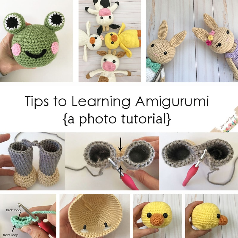 How to Crochet Around a Foundation Chain - All About Ami | 800x800