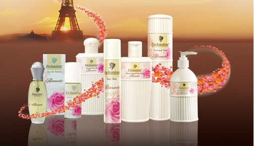 Free Product Sample from Enchanteur India