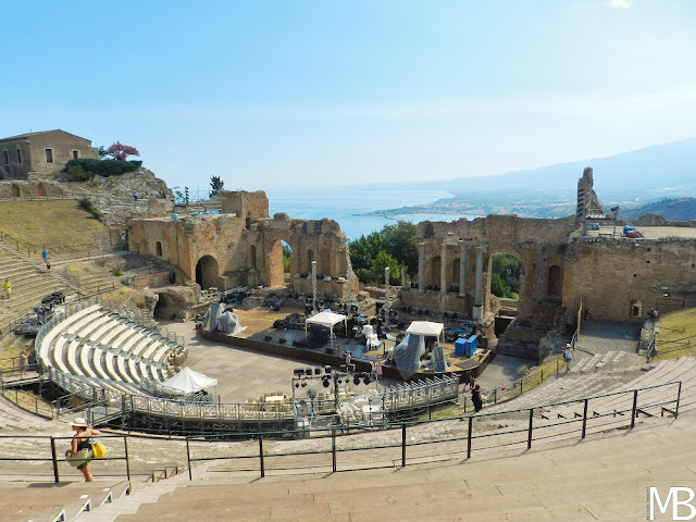 teatro greco taormina sicilia