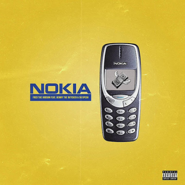 "Fred The Godson ""Nokia"" ft. Benny The Butcher & 38 Spesh"