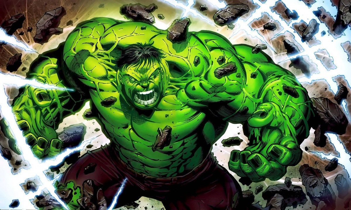 Incrivel Hulck Ideal o verdadeiro poder do incrível hulk!   debate nerd - o melhor da