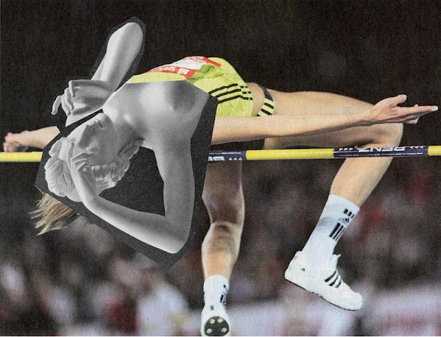 Jens Ullrich photo collage athletes