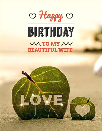 Happy Birthday Wife Wishes | Quotes | Messages and Images