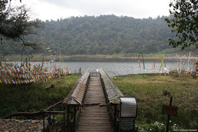 Khechiperi Lake in Namchi