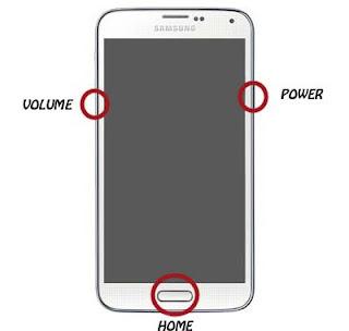 Cara Reset Samsung J5