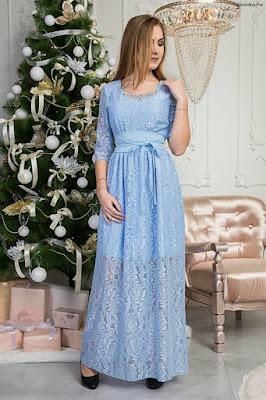 vestidos de moda juveniles sencillos